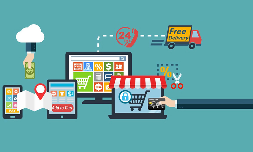 Best E-commerce  Solution in Lucknow